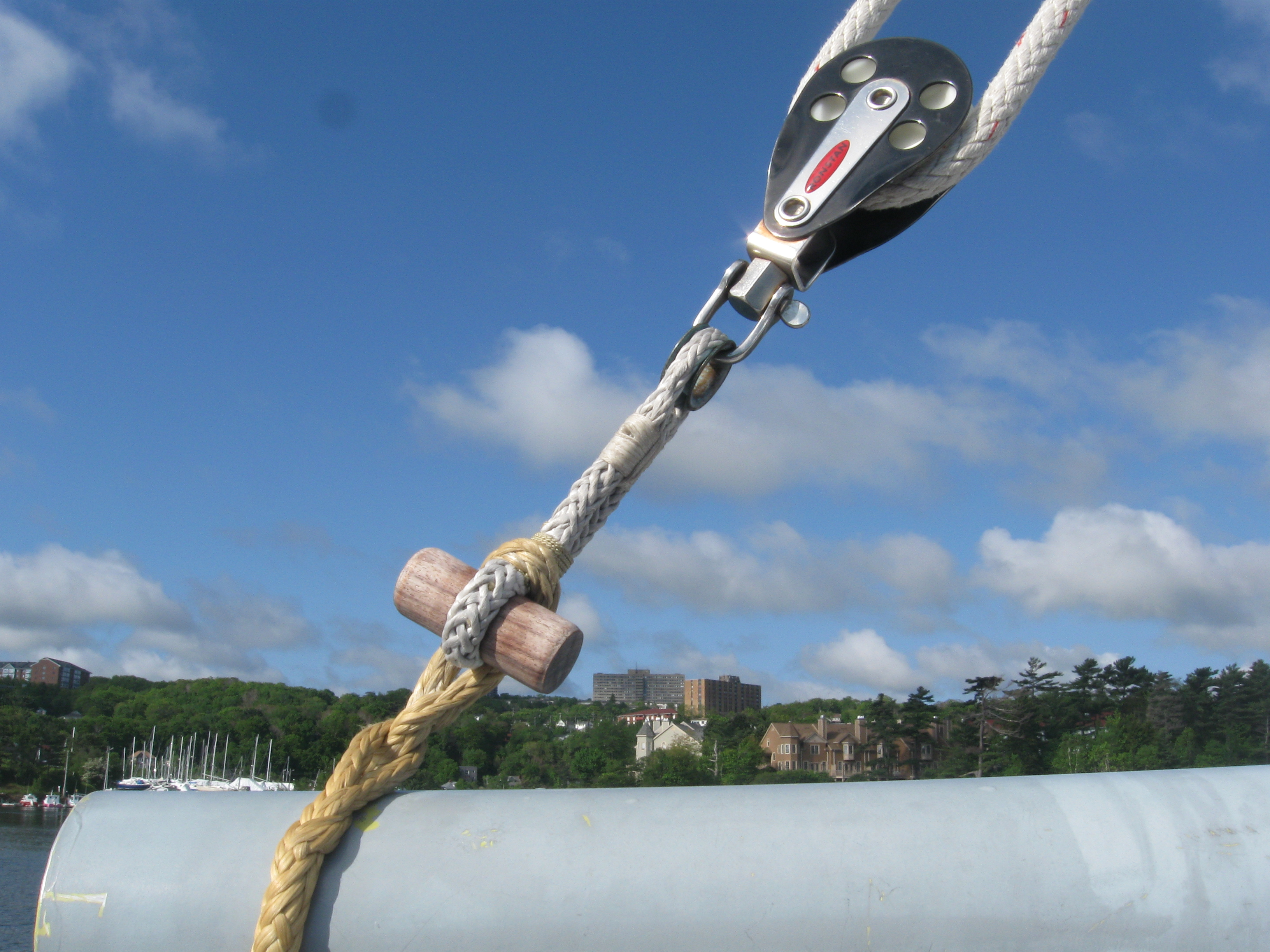 Abednego Marine Soft Shackle